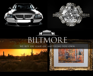 Biltmore Loan and Jewelry - Collateral Loans in Arizona