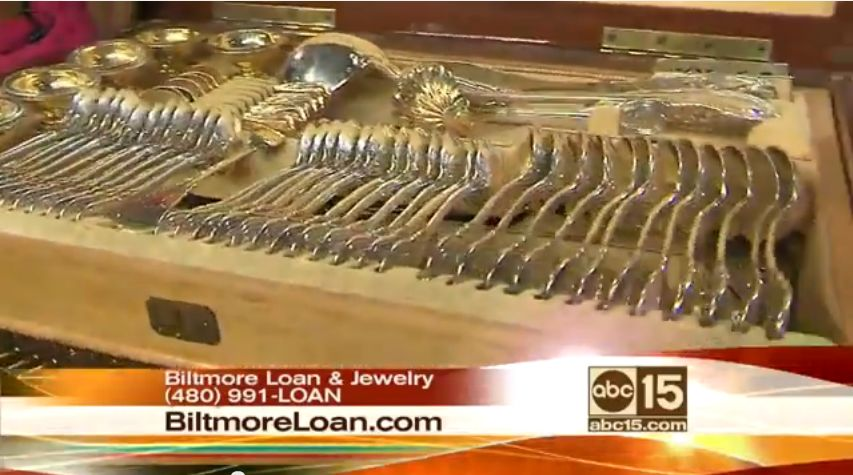 Sell your Gold in Chandler, AZ to Biltmore Loan