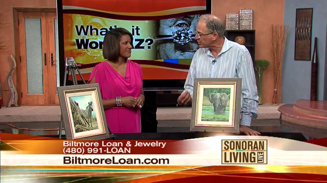 Biltmore Loan Will buy or Loan on your Art Paintings/Collectibles