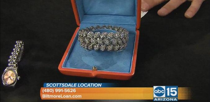 Recap: Oscar Heyman bracelet bought by Biltmore for $30k