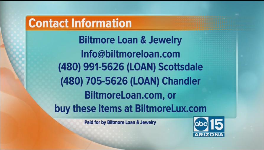 Biltmore Loan AZ Contact Information