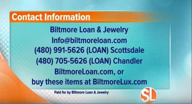Contact Information of Biltmore Loan and Jewelry AZ