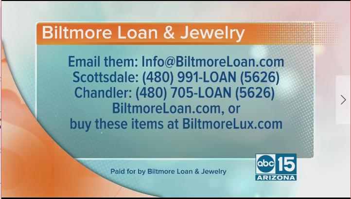 Buy Tiffany Necklace at Biltmore Loan AZ