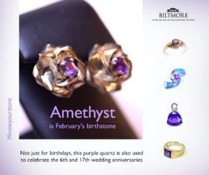 amethyst birthstone
