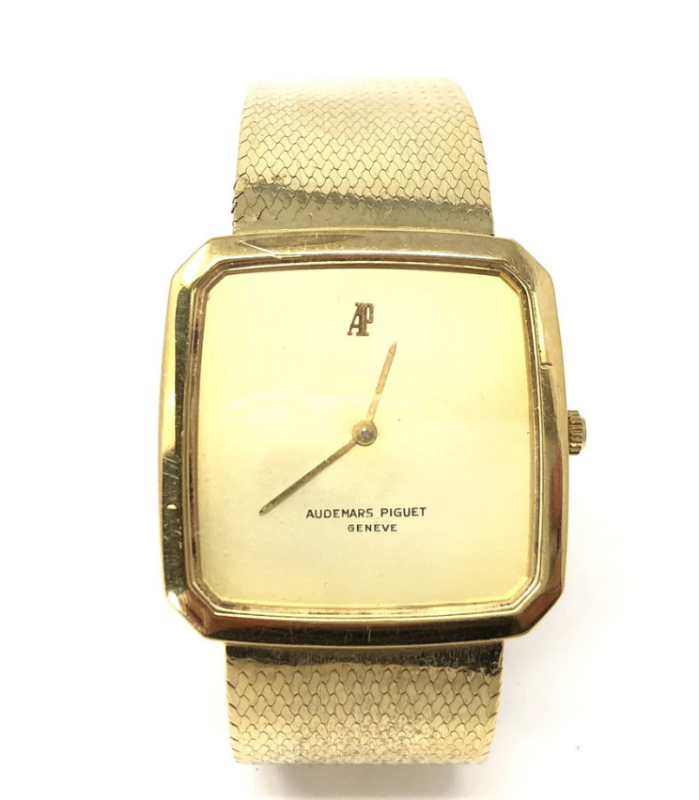 Audemars Piguet Geneve 18K Yellow Gold Watch