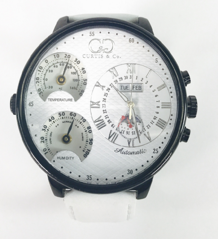 Authentic Curtis & Co. Big Time Air Limited Edition No. 045