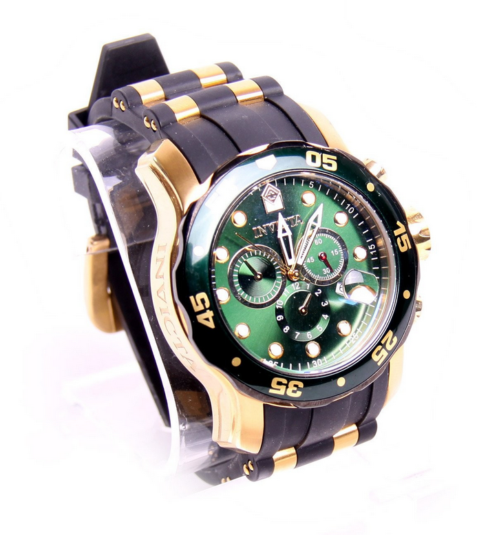 Invicta Pro Diver Master of The Oceans Swiss Chronograph Mens Watch