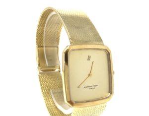 Audemars Piguet Geneve 18K Yellow Gold Men's Solid Gold Watch