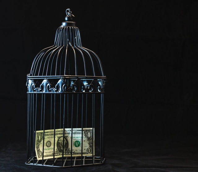 banknote-bill-cage