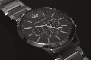 Emporio Armani designer watch