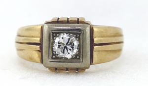 Estate_Diamond_Gold_Mens_Ring