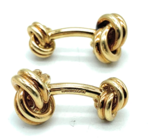 cufflinks by tiffany and co